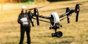 drones in NC